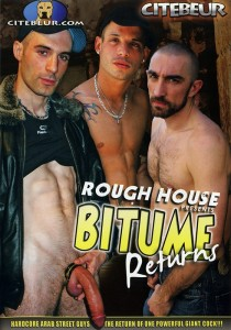 Rough House presents Bitume Returns DVD (S)