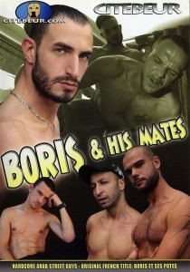 Boris & His Mates DVD (NC)
