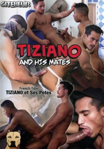 Tiziano And His Mates DVD (NC)