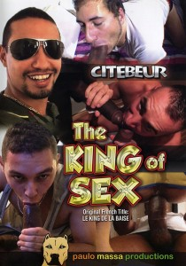 The King of Sex DVD (NC)