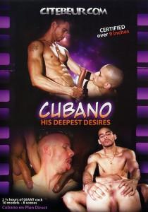 Cubano His Deepest Desire DVDR (NC)