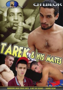 Tarek & His Mates DVDR (NC)