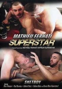 Mathieu Ferhati Superstar DVD (NC)