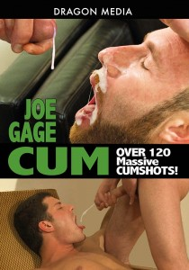 Joe Gage Cum DVD