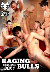 Raging Bulls Box 1 DVD