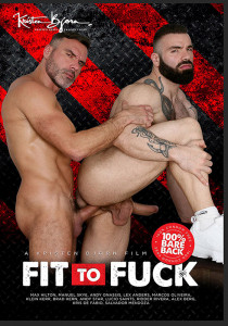 Fit to Fuck DVD