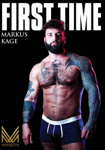 First Time: Markus Kage DVD