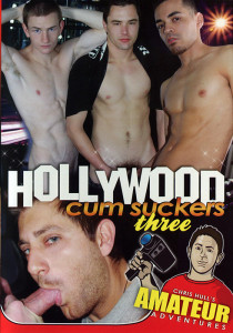 Hollywood Cum Suckers 3 DVD