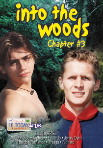 Into the Woods chapter 3 DVD (NC)