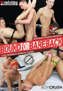 Bound for Bareback DVD
