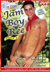 Jam Boy Ree chapter 1 DVD (NC)