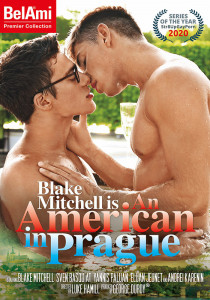 Blake Mitchell is An American in Prague DVD