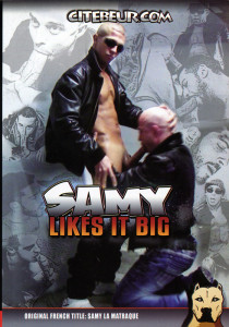 Samy Likes It Big DVD (NC)