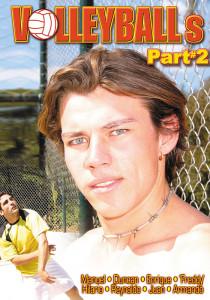 Volleyballs part 2 DVD (NC)