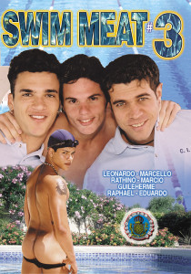 Swim Meat 3 DVD (NC)