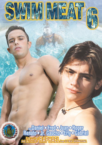 Swim Meat 6 DVD (NC)
