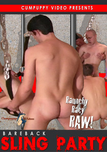Bareback Sling Party DVD (NC)