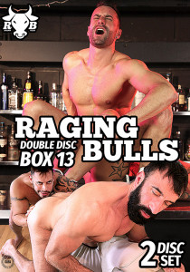 Raging Bulls Box 13 DVD
