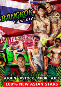 Bangkok: The Wild City DVD