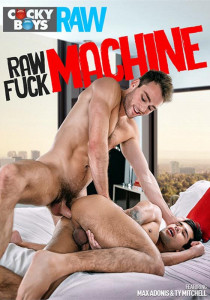 Raw Fuck Machine DVD