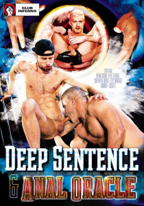 Deep Sentence & Anal Oracle DVD (S)