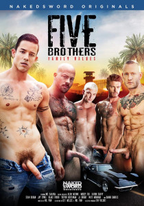 Five Brothers: Family Values DVD (S)