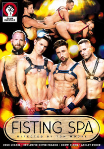 Fisting Spa DVD (S)