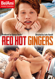 Red Hot Gingers DVD (S)