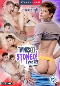 Twinks Get Stoned Again! DVD