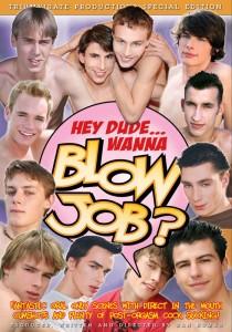 Hey Dude...Wanna Blow Job? DVDR (NC)