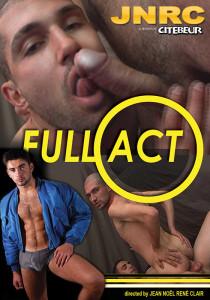 Full Act DVD (NC)