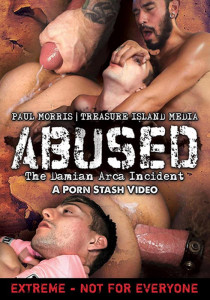Abused: The Damian Arca Incident DVD (S)