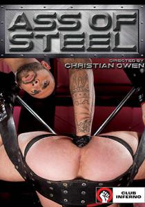 Ass of Steel DVD (S)