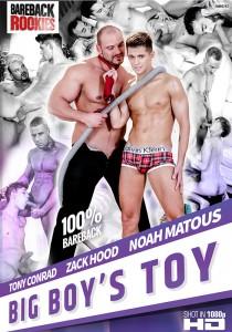 Big Boy's Toy DVD