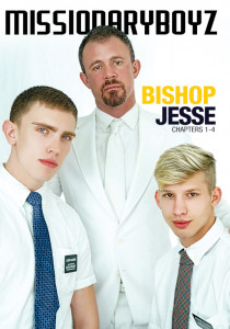 Bishop Jesse: Chapters 1-4 DVD