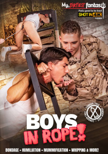 Boys in Rope DVDR (NC)