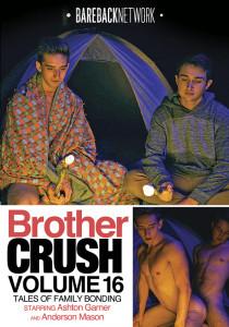 Brother Crush 16 DVD