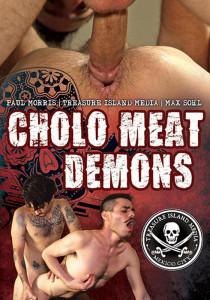Cholo Meat Demons DVD (S)