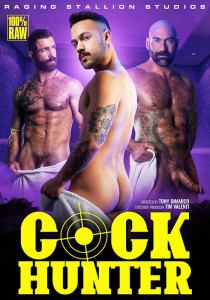 Cock Hunter DVD
