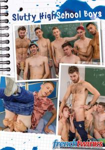 Slutty Highschool Boys DVD