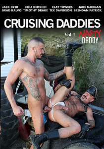 Cruising Daddies 1 DVD (S)