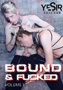 Bound & Fucked volume 1 DVDR (NC)