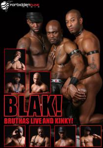 BLAK! DVDR (NC)