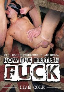 How The British Fuck DVD
