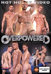 Overpowered DVD (S)