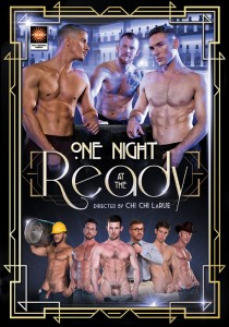 One Night at The Ready DVD (S)