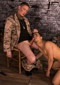Beaten & Abused Cadet Scene 1 DOWNLOAD
