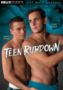 Teen Rubdown DVD