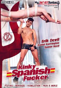 Kinky Spanish Fucker DVDR