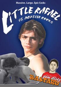 Little Rafael vs. Monster Cocks DVD (NC)
